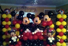 mickey mouse balloon arrangements mickey mouse balloon arch