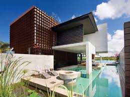 contemporary beach house designs australia house decor with image