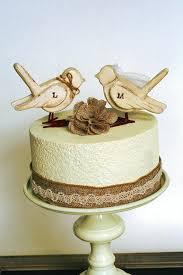 bird cake topper birds cake topper wooden cake topper wedding cake topper