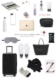 travel essentials images Travel essentials for a long flight long flights essentials and jpg