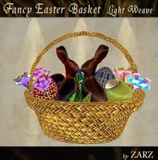 light in the box weave second life marketplace easter fancy eggs basket light weave trans box