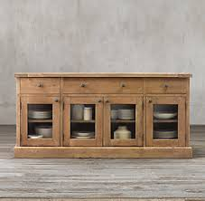 Dining Room Furniture Sideboard The Salvaged Wood Collection Rh