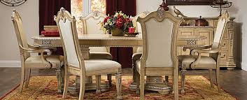 Raymour And Flanigan Dining Room Wilshire Traditional Dining Collection Design Tips U0026 Ideas