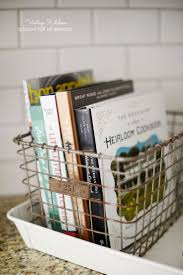 Storage Ideas For Small Kitchen by 5 Ideas For Organized Kitchen Storage Wire Basket Kitchens And