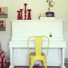 how to paint your piano nesting with grace