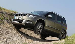 skoda yeti off road how the clever haldex clutch transforms the humble yeti into an