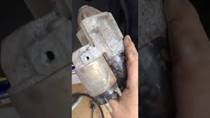 2007 jeep grand starter 06 jeep commander 5 7 hemi starter removal without dropping the