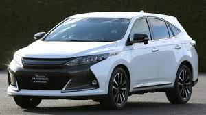 lexus harrier 2014 toyota harrier news and opinion motor1 com