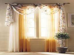 drapes sheer curtains ogormans swag window treatments with scarves
