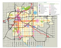 Tulsa Map Plans To Complete Gilcrease Expressway Public Radio Tulsa