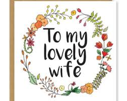 birthday card wife birthday card for boss not the boss of