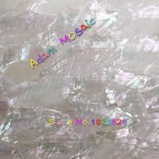 abalone shell paper mother of pearl mosaic tiles backsplash