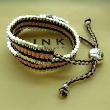 black bracelet pink images For cheap links links of london friends bracelet on sale now jpg