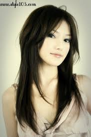 long layered hairstyles asian best haircut style