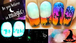 witch nail art break rules not nails nail art tutorial
