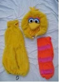 Big Bird Halloween Costumes Big Bird U0027 Halloween Costumes Selling