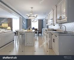 Kitchen With Stainless Steel Backsplash Kitchen Steel Grey Cabinets Airmaxtn