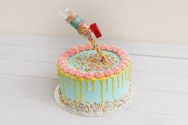 Easter Cake Decorations Australia by How To Make A Gravity Cake Hobbycraft Blog