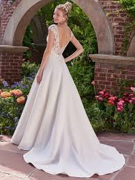 simple wedding dresses simple satin wedding dresses