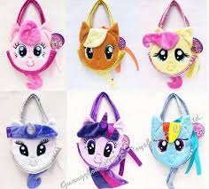 my pony purse way my pony plush bags coin purse my pony