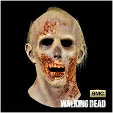 the walking dead zombie mask rv screwdriver walker uk stock