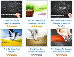 access over 8 000 free business powerpoint templates