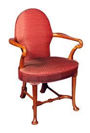 Leather Queen Anne Chair Queen Anne Desk Chair Contemporary Mid Century Modern