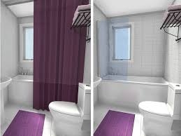 curtain ideas for bathrooms 10 small bathroom ideas that work roomsketcher