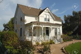 California Ranch House Old Ranch House Simi Valley California Stock Photo Picture And