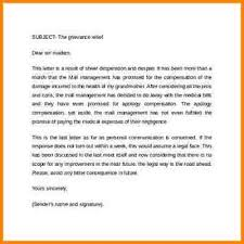 4 formal business letter quote templates