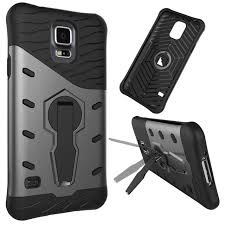 for samsung s5 i9600 g900f g900a heavy duty tpu pc