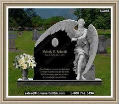 cheap gravestones deer garden statues