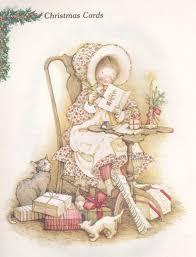 the marlowe bookshelf holly hobbie u0027s christmas book