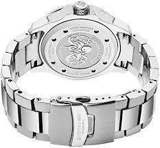 solid stainless steel bracelet images Stuhrling original mens swiss limited edition professional dive jpg
