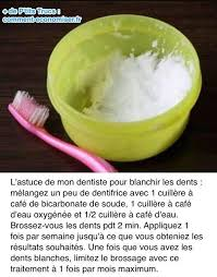 blanchir en cuisine l astuce d un dentiste pour blanchir les dents rapidement