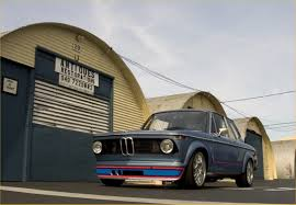 one of a kind bmw 3002 tii bmw cube towing automotive news