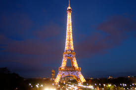 eiffel tower christmas lights eiffel tower night lights 2 yellow flat paris celebrating the