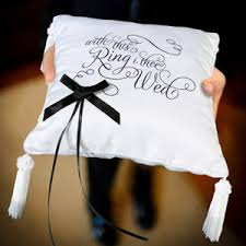 ring pillow with this ring i thee wed ring pillow ring pillows wedding