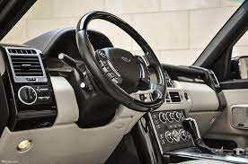 land rover steering wheel 2010 land rover range rover hse lux stock 323852 for sale near