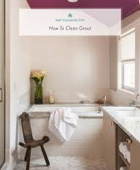 Easy To Clean Kitchen Backsplash How To Clean Grout