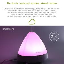 imayzen aromatherapy essential oil diffuser ultrasonic cool mist imayzen aromatherapy essential oil diffuser ultrasonic cool mist aroma humidifier led lights for yoga office bedroom