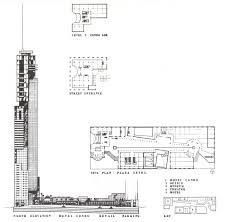 cal poly floor plans early work u2014 valerie c simpson architect u0026 associates