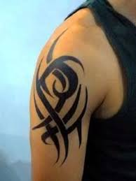 Simple Tattoo Ideas For Guys Tribal Tattoos For Guys Tattoo Shoulder And Tatting