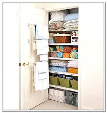 bathroom closet ideas bathroom closet storage ideas linen closet organizing create more