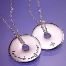make silver necklace images I can make a difference sterling silver necklace inspirational jpg