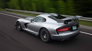 Dodge Viper Gts 2016 - 2017 dodge viper coupe pricing for sale edmunds