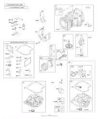 briggs and stratton 31p707 0124 e1 parts diagram for camshaft