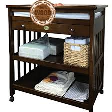 Portable Change Table Changing Table Baby Changing Table Solid Wood