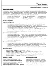 Functional Resume Sample Customer Service by Functional Resume Sample Bidproposalform Com