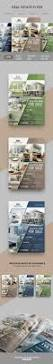 free real estate flyer psd template free flyers pinterest
